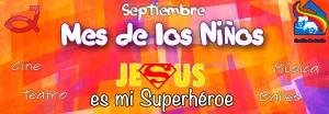 Mes de los niños en Iglesia Cristiana Evangélica Casa de Jesús Valencia