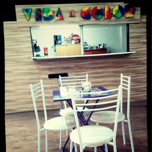 Miniatura Café Vida a Color