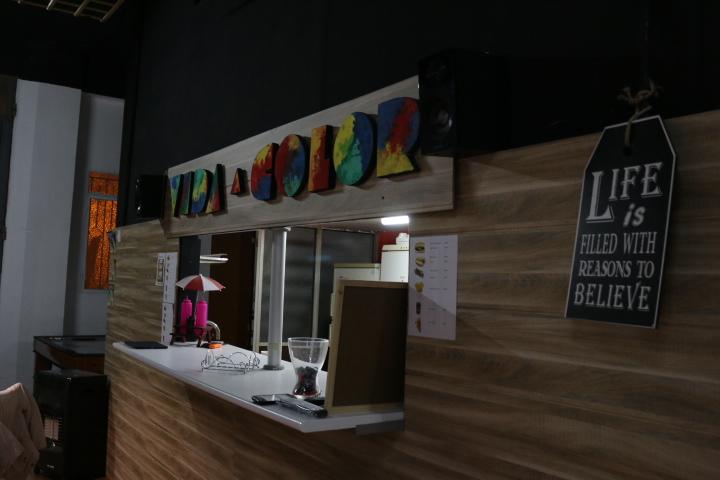 Mostrador Cafetería