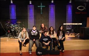 Equipo de Alabanza y Adoración de Casa de Jesús España