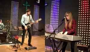 Piano y guitarra
