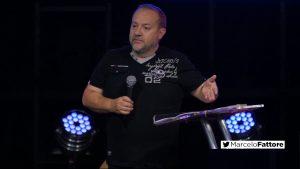 Visita Pastor Marcelo Fattore