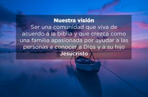 Vision de Casa de Jesús