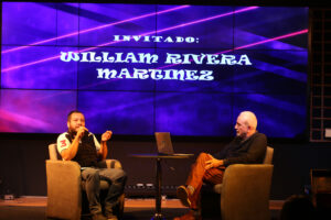 Entrevista a William