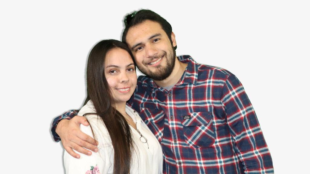 Jose y Valentina